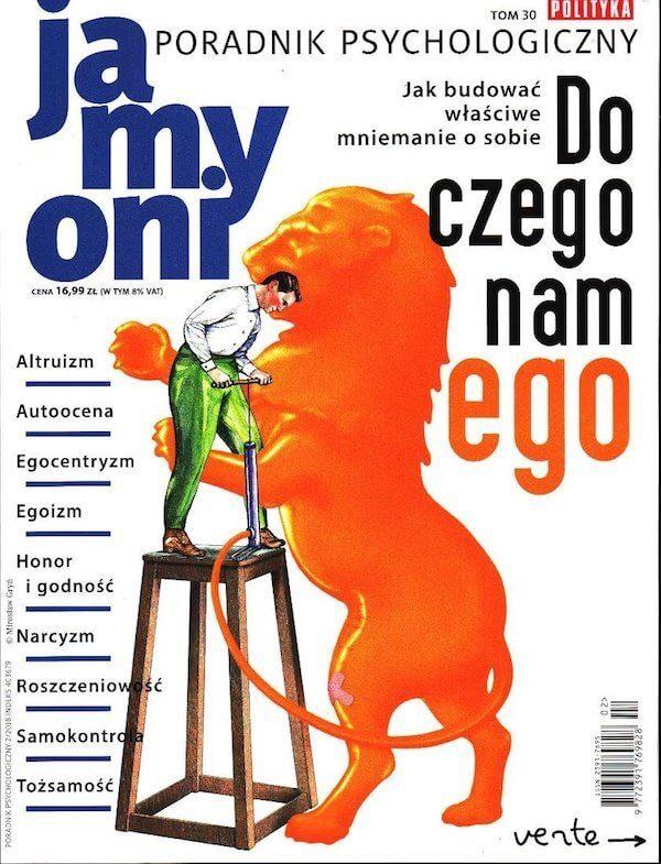 Ja My Oni, Poradnik Psychologiczny Polityki, tom 30