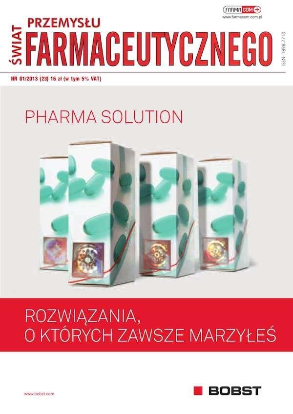 Świat Przemysłu Farmaceutycznego - menedżerze strzeż się miotaczy slajdów